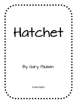 Hatchet Lit Pack