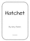 Hatchet Lit Pack