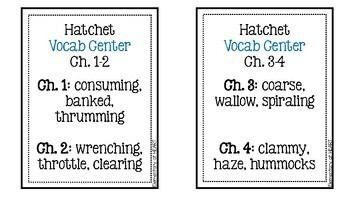 Hatchet Literacy Centers