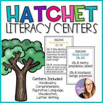 Hatchet Literacy Centers