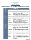 Hatchet Literature Circle Guide