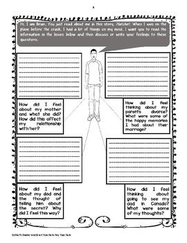 Hatchet - Novel Activities Unit