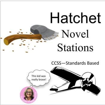 Hatchet: Novel Stations Common Core