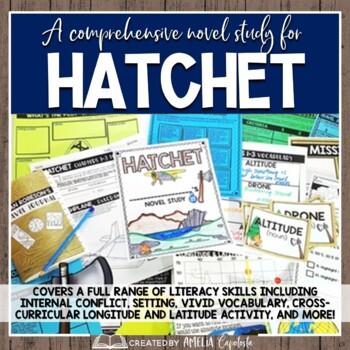 Hatchet {Novel Study}