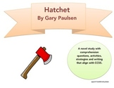 Hatchet Novel Study