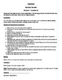 Hatchet - Novel Study Assignment (Chapter 1)