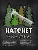 Hatchet Novel Study Book Guide