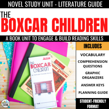 Boxcar Children Novel Study Unit