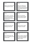 Hatchet Novel Task Cards