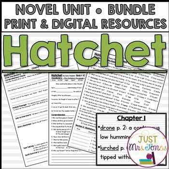 It is a photo of Hatchet Worksheets Printable in 2nd grade