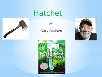 Hatchet PowerPoint Unit