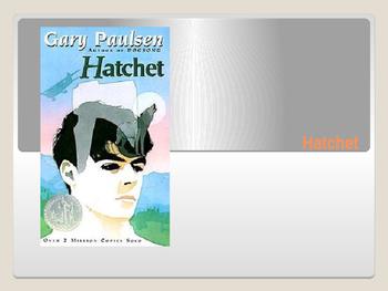 Hatchet Powerpoint-Chapters 1-9
