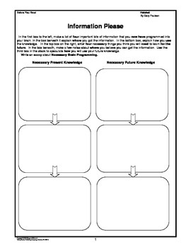 Hatchet   Prereading Activities Vocabulary Study Short Answer Questions