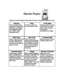 Hatchet Project