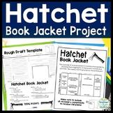 Hatchet Project: Create a Book Jacket: Hatchet Book Report Activity