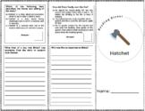 Hatchet - 6th Grade Reading Street