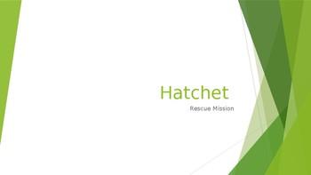 Hatchet - Rescue Brian