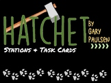 Hatchet Stations & Task Cards