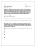 Hatchet Survival Pack- Post Activity