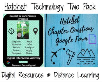 Hatchet Tech Two Pack