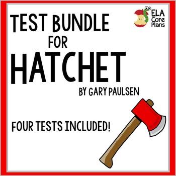 Hatchet Tests Bundle ~ 4 Tests Included!
