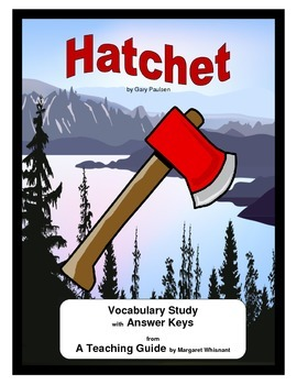 Hatchet Vocabulary Study