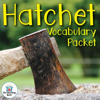 Hatchet Vocabulary Packet