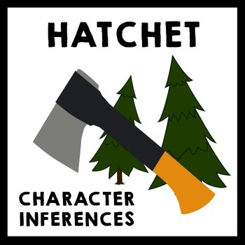 Hatchet - Character Inferences & Analysis