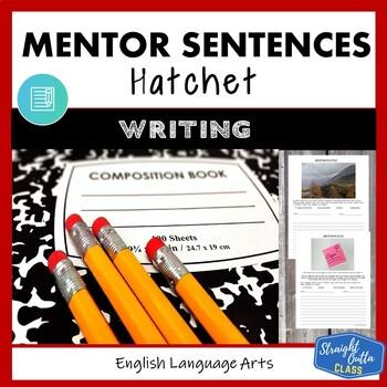 Hatchet: Mentor Sentences Writing Style