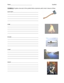 Hatchet by Gary Paulsen Comprehension Packet