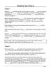 Hatchet by Gary Paulsen - Plot Summary Cloze Format