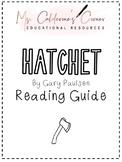 Hatchet by Gary Paulsen Reading Guide