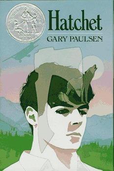 Hatchet by Gary Paulsen Reading Response Trifold