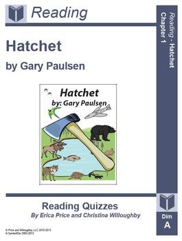 Hatchet-comprehension quizzes