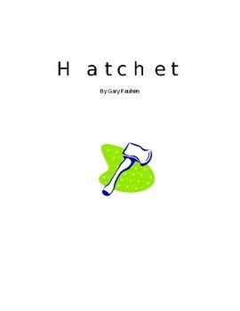 Hatchet retelling