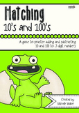 Hatching 10s and 100s: A game to practice adding and subtracting 10s and 100s
