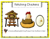 Hatching Chickens:  A Reading, Writing, and Science Unit