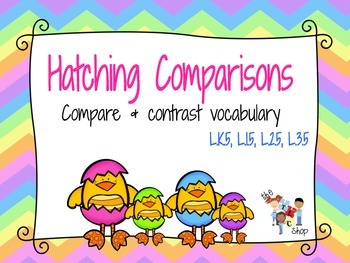 Hatching Comparisons