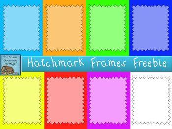 Hatchmark Digital Frames *FREE*