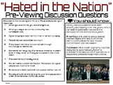 Hated in the Nation (Black Mirror) Pre-Viewing Discussion Guide
