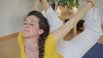 Hatha Yoga at Home DVD with Johana Patler