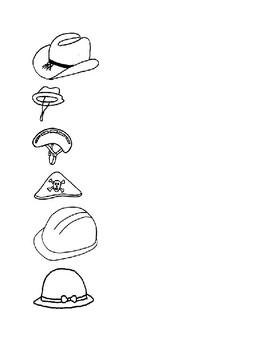 Hats Clip Art