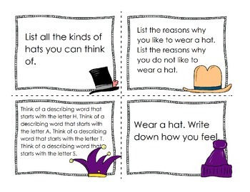 Hats! Hat-Themed Activities for Kindergarten and Grade 1