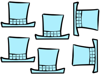 Hats Hats! Counting and Number Recognition Game