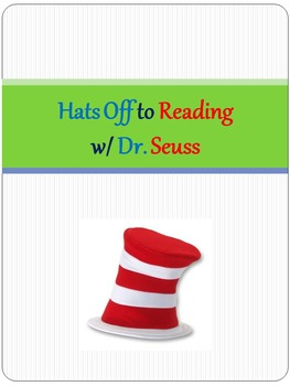 Hats Off to Reading with Dr. Seuss