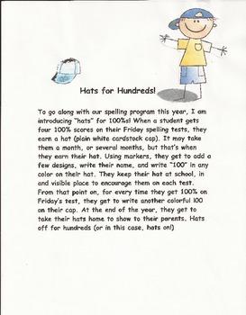 Hats for Hundreds!