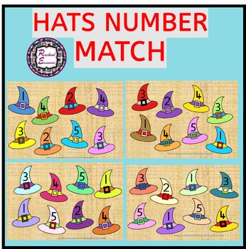 Hats number match