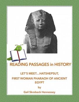 Hatshepsut: First Female PHARAOH of Ancient Egypt(Reading Passage)