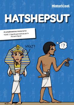Hatshepsut & Other Female Pharaohs Resource Bundle