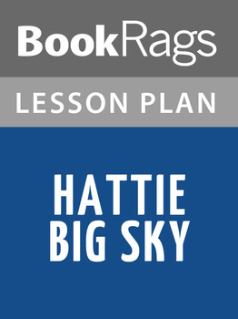Hattie Big Sky Lesson Plans
